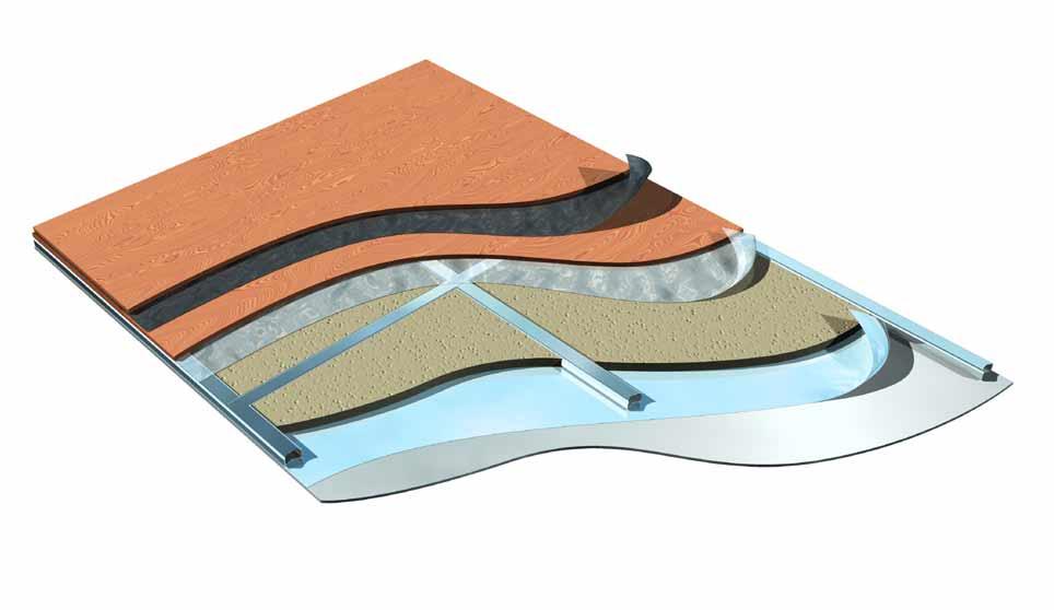 3d Floor Panels : D floor panel cutaway acme